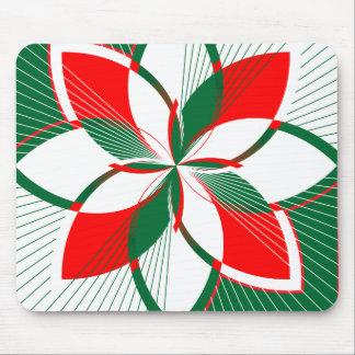 Hortelã alegre da cereja mouse pads