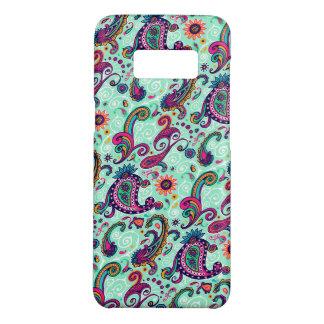 Hortelã bonito Paisley Capa Case-Mate Samsung Galaxy S8