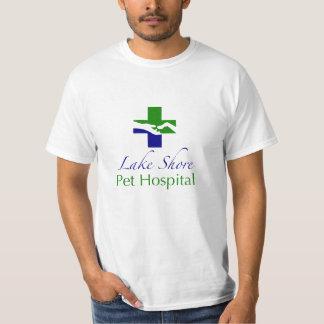 Hospital Alt do animal de estimação da costa do Camiseta