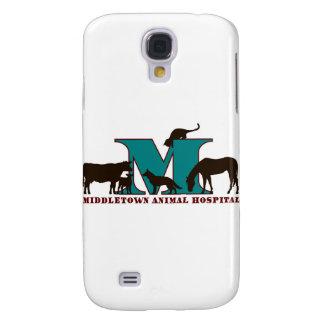 Hospital de animais de Middletown Galaxy S4 Covers