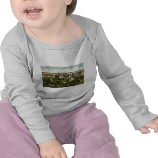 Hospital Detroit Michigan de Henry Ford T-shirts