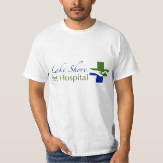 Hospital do animal de estimação da costa do lago tshirts