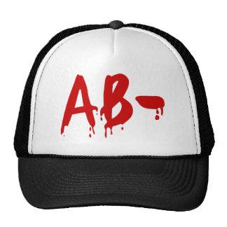 Hospital negativo do Horror do AB do grupo Bones
