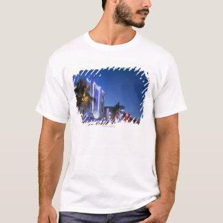 Hotel da baliza, movimentação do oceano, Miami Camiseta