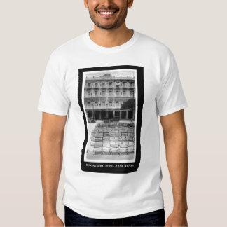 Hotel de Inglaterra. Havana Cuba 1919 T-shirt