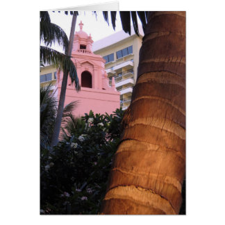Hotel havaiano real cartão