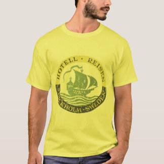 Hotel Reisen - afligido Camiseta