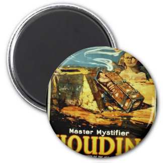 "Houdini, ""teatro do vintage do resumo literário"" ima"