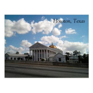 Houston, Texas: La Luz Del Mundo Cartão