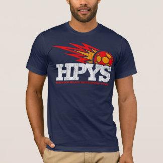 HPYS - Futsal (vintage para t escuros) Camiseta