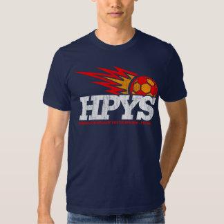 HPYS - Futsal (vintage para t escuros) T-shirt