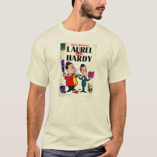 HQ Laurel and Hardy Camiseta