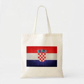 Hrvatska; Bandeira de Croatia Bolsa De Lona