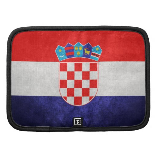 Hrvatska; Bandeira de Croatia Organizadores