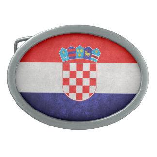 Hrvatska; Bandeira de Croatia
