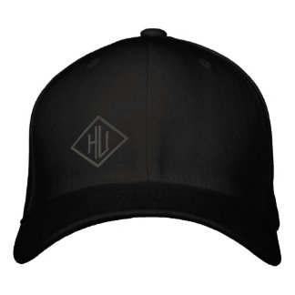 Hu bordou o chapéu - diamante boné bordado