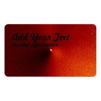 Hubble captura a irrupção do cometa cartão de visita