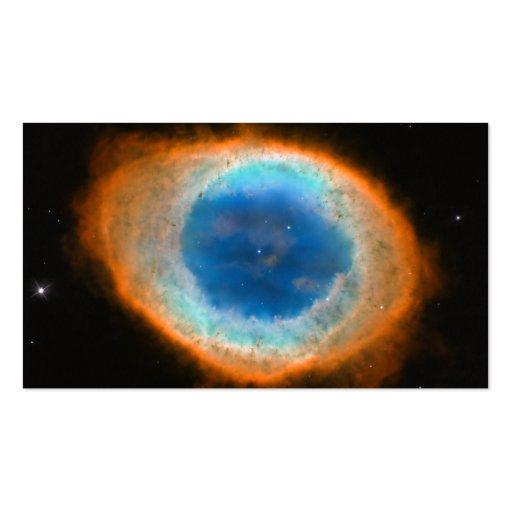 Hubble captura um anel cartoes de visita