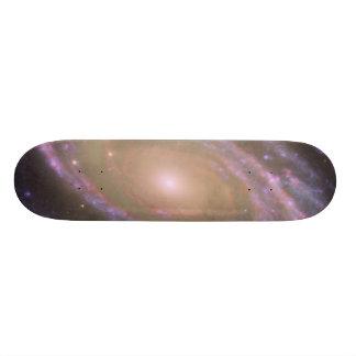 Hubble: GALEX: Imagem composta de Spitzer de M81 Shape De Skate 20,6cm