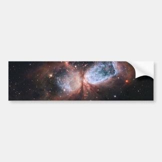 Hubble: Imagem composta de Subaru da Estrela-Forma