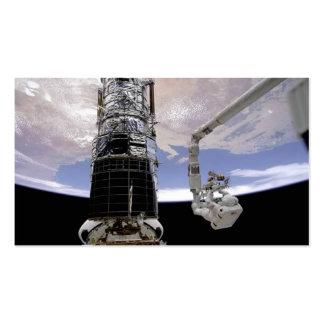 Hubbles que presta serviços de manutenção primeira cartão de visita