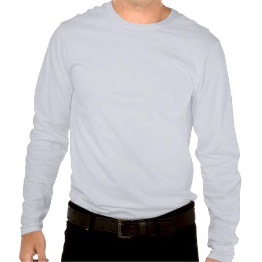 Huck e céu (máscara) camisetas