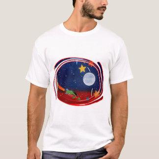 huck rogers camiseta
