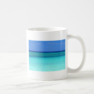 Hues.JPG azul Caneca De Café