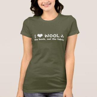 Hugh Howey mim camisa de LÃS do coração (o livro)
