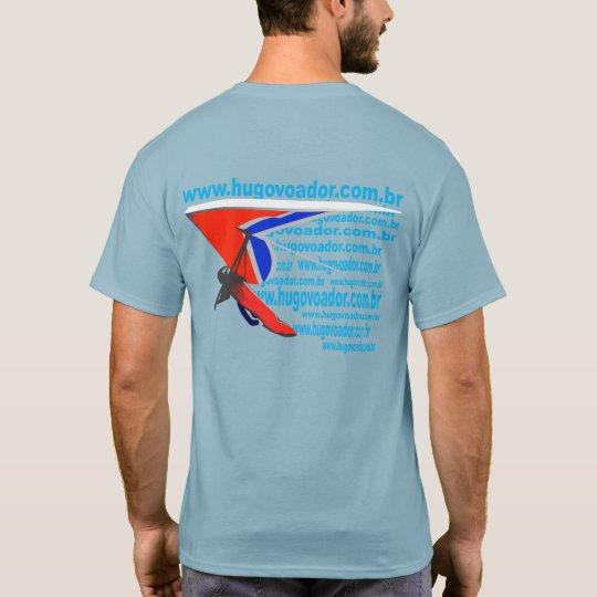 HUGOVOADOR.COM.BR pontocentral Camiseta