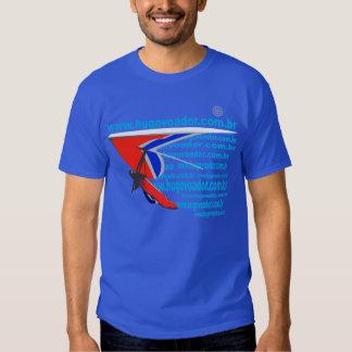 HUGOVOADOR.COM.BR (pontocentral) T-shirts