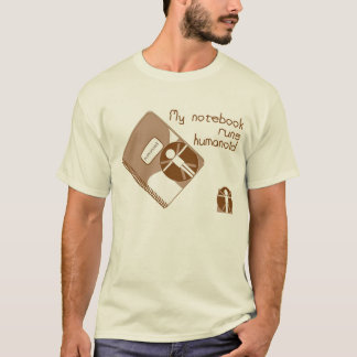 Humanoid de Camiseta