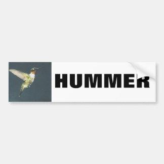 HUMMER Bumpersticker Adesivo Para Carro