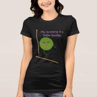 Humor de confecção de malhas tshirts