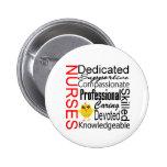 Humor do pintinho - colagem do reconhecimento das  boton