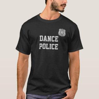 Humor engraçado do dançarino da camisa da sátira