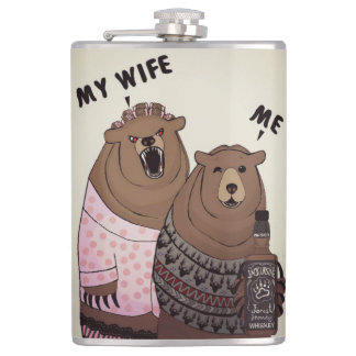 Humor me garrafa do urso