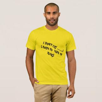 humour e refrigere a camisa de t
