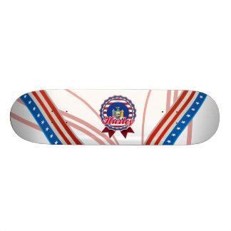 Hurley NY Skateboard