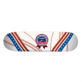 Hurley, WI Shape De Skate 21,6cm