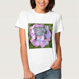 Hydrangea roxo t-shirt