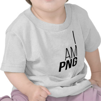 I Am PNG T-shirts