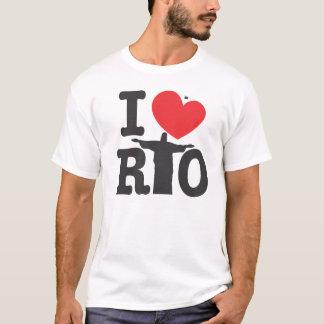 I love Rio Camiseta