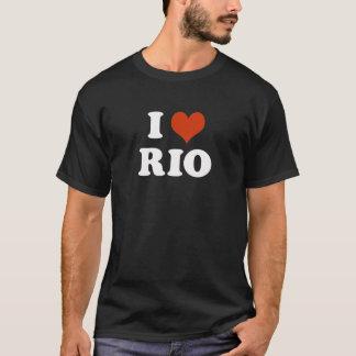 I love Rio de Janeiro Camiseta