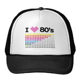 i_ove 80s boné