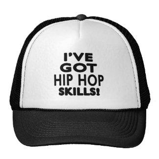 I ve obteve habilidades de Hip Hop Bone