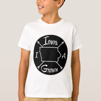 IA crescido Iowa Camiseta