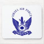 IAF & marinho de Israel Mouse Pad
