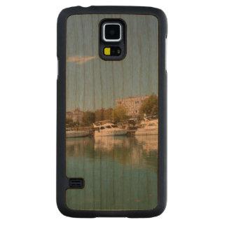 Iate em Turquia Case De Cerejeira Para Galaxy S5