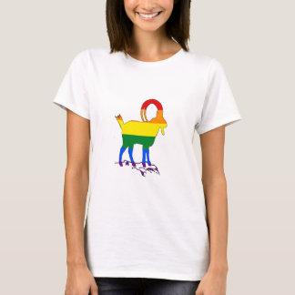 Íbex do arco-íris camiseta